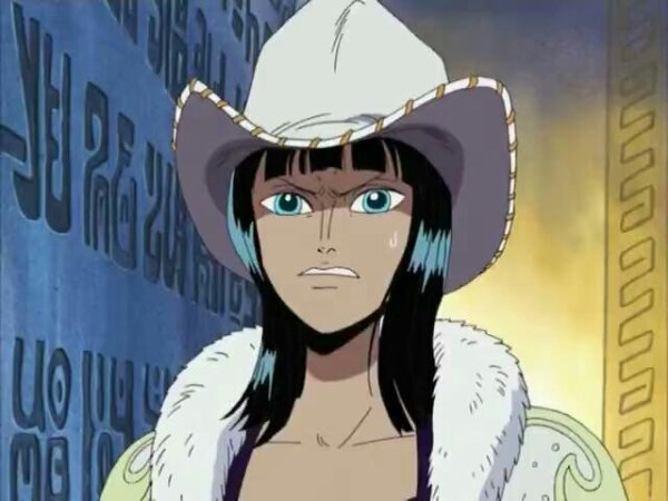 Miss All Sunday (Nico Robin) - Alabasta