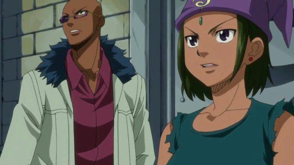 Boze & Sue - Arc Phantom Lord
