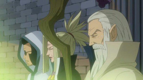 Ork, Belno & Reiji - Arc Tour du Paradis