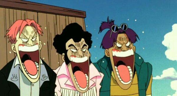 Donny, Denny & Danny - Film 01, A la recherche du trésor de Woonan