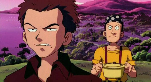 Woonan & Gonzo (Flashback) - Film 01, A la recherche du trésor de Woonan