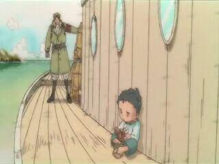 Akisu & Borodo (Flashback) - Film 02, Aventure sur l'île de l'horloge
