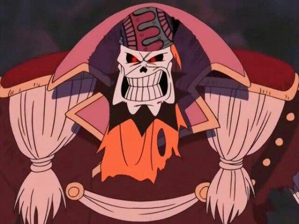 Capitaine Joke (ou Jungo) - SP 01, La descente de Luffy ! La grande aventure sur la mer inexplorée