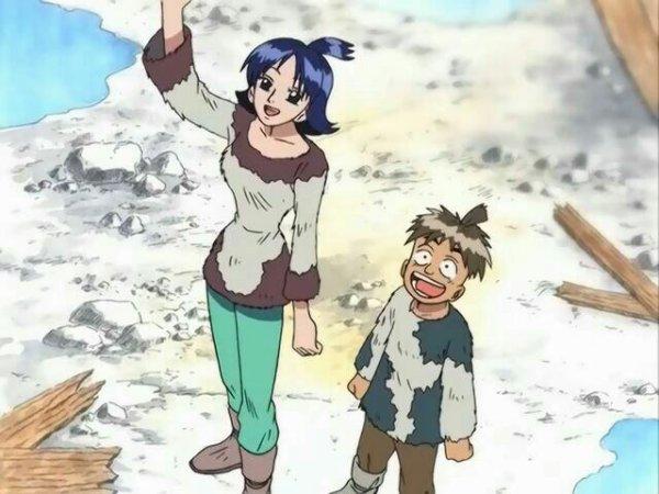 Hamu & Meroie - SP 01, La descente de Luffy ! La grande aventure sur la mer inexplorée