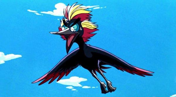 Bald Parrot & Karasuke - Film 03, Le Royaume de Chopper, l'étrange île des animaux