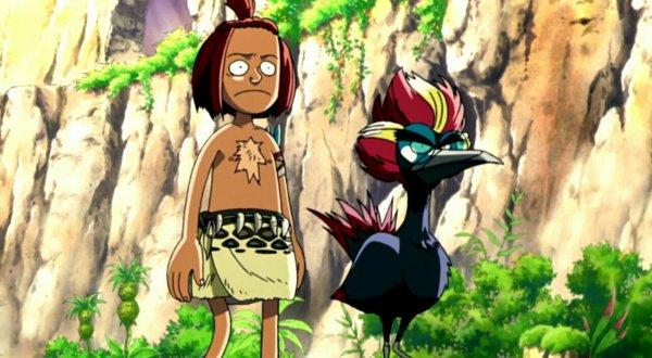 Mobambi & Karasuke - Film 03, Le Royaume de Chopper, l'étrange île des animaux