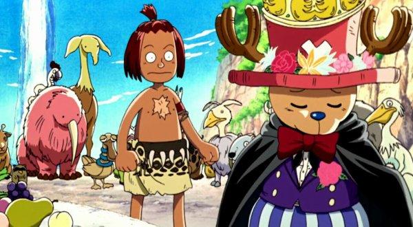 Mobambi & Chopper - Film 03, Le Royaume de Chopper, l'étrange île des animaux