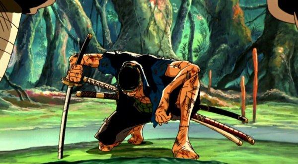 Roronoa Zoro - Film 03, Le Royaume de Chopper, l'étrange île des animaux