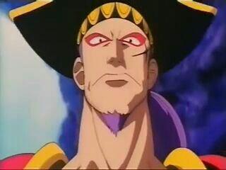 Ganzack - OAV 01, Vaincre! Le Pirate Ganzack
