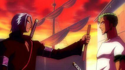 Roronoa Zoro & Saga (Flashback) - Film 05, La malédiction de l'épée sacrée