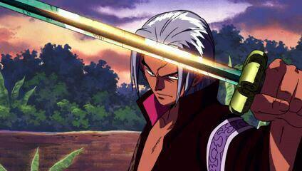 Saga - Film 05, La malédiction de l'épée sacrée