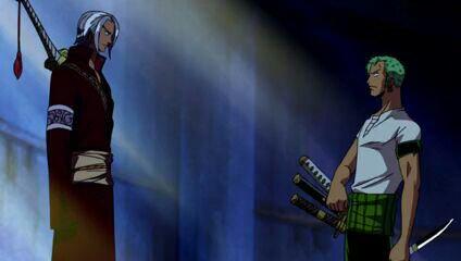 Saga & Roronoa Zoro - Film 05, La malédiction de l'épée sacrée
