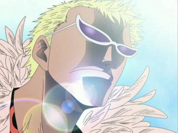 Don Quichotte Doflamingo - Arc Jaya