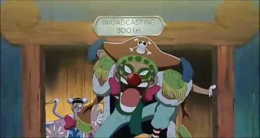 "Bonclay (Mister 2), Baggy ""Le Clown"", Arlong, Meuh-Meuh, Octo (ou Octi), Kuroobi, Luffy, Smack, Gan Forr & Usopp - Bonus 03, Vise! Le pirate roi du baseball"
