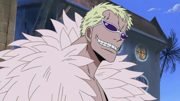 Don Quichotte Doflamingo - Arc Davy Back Fight