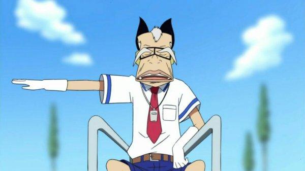 Kibagaeru + équipage de la Grenouille Cornue & Rokuroshi - Arc Davy Back Fight