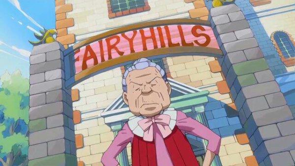Hilda & Lucy Heartfilia - OAV 01, Bienvenue à Fairy Hills !!
