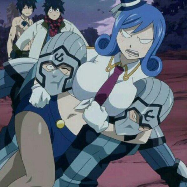 Natsu Dragnir, Grey Fullbuster, Carla, Natsu Draguion (Edo-Natsu), Grey Soluge (Edo-Grey), Edo-Wendy & Edo-Jubia - Arc Edolas