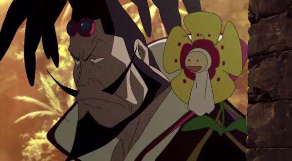Baron Omatsuri & Lily Carnation - Film 06, Le Baron Omatsuri & l'île aux secrets