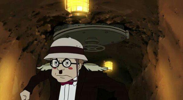 Brief - Film 06, Le Baron Omatsuri & l'île aux secrets
