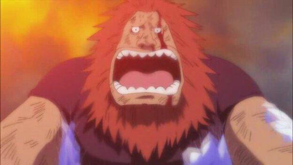 Nico Robin, Monkey D. Luffy & Haguar D. Sauro (Souvenirs de Robin) - Film 08, Episode d'Alabasta : Les pirates et la Princesse du désert