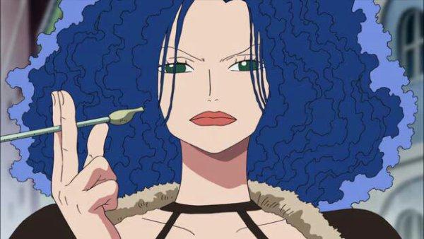 Miss Doublefinger - Film 08, Episode d'Alabasta : Les pirates et la Princesse du désert