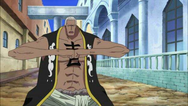 Daz Bones (Mister 1) - Film 08, Episode d'Alabasta : Les pirates et la Princesse du désert