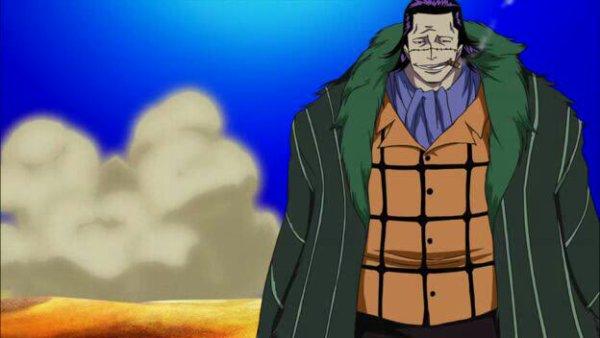 Crocodile (Mister 0) - Film 08, Episode d'Alabasta : Les pirates et la Princesse du désert