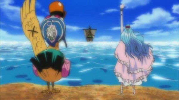 Nefertari Vivi & Karoo - Film 08, Episode d'Alabasta : Les pirates et la Princesse du désert