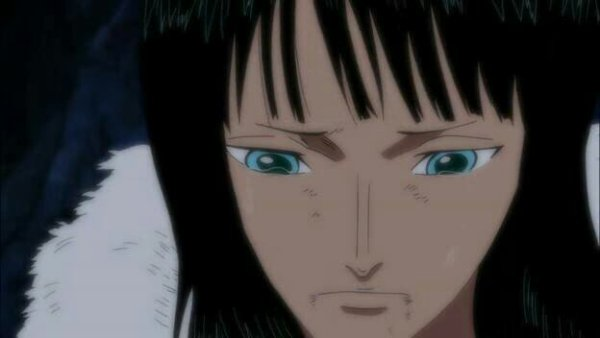 Nico Robin (Miss All Sunday) - Film 08, Episode d'Alabasta : Les pirates et la Princesse du désert