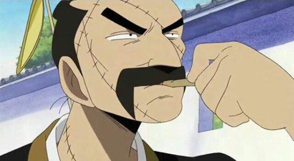 Genzo, Terracotta, Marilyn, Amazon, Miss Monday, Usopp, Sanji & Wanze - Episodes fillers 291; 292 & 303, Le retour du Boss Luffy