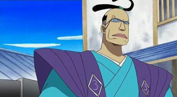 Galdino (Mister 3) - Episodes fillers 291; 292 & 303, Le retour du Boss Luffy