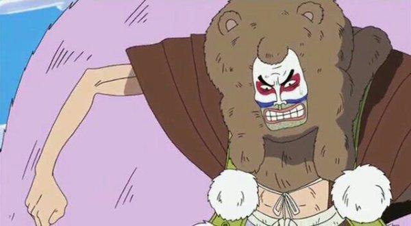 Morge & Richy - Episodes fillers 291; 292 & 303, Le retour du Boss Luffy