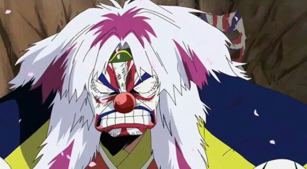 "Baggy ""Le Clown"" - Episodes fillers 291; 292 & 303, Le retour du Boss Luffy"