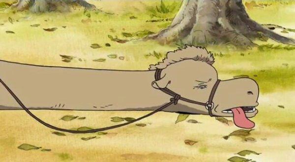 Longs-Cils + Nefertari Vivi & Nami - Episodes fillers 291; 292 & 303, Le retour du Boss Luffy
