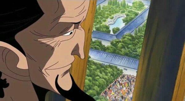 Nefertari Cobra & Nefertari Vivi - Episodes fillers 291; 292 & 303, Le retour du Boss Luffy