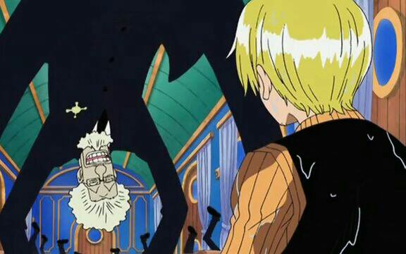 Jerry + Sanji - Arc Water 7