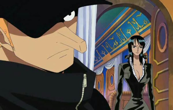 Sanji, Nico Robin & Franky vs Rob Lucci, Kaku, Kalifa & Blueno - Arc Water 7