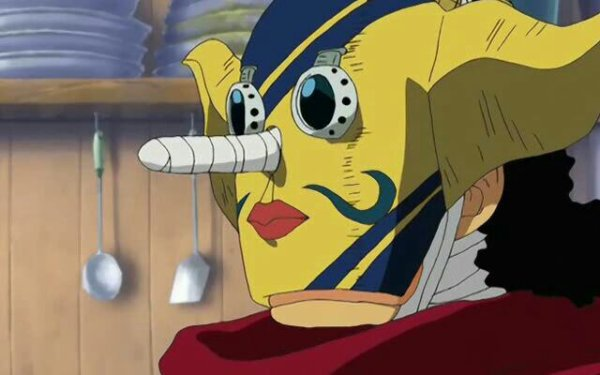 Usopp (alias Sniperking (ou Sogeking)) - Arc Water 7