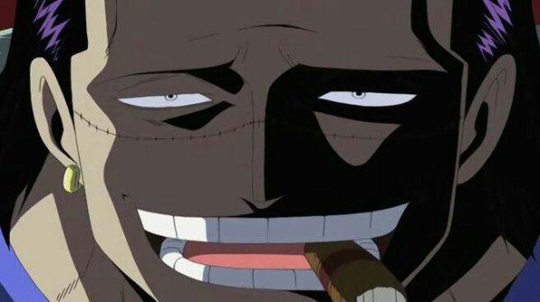 "Kanezenny (ou Piécette), Nigeratta (ou Soulnez), Chesskippa (ou Bouchendamier ""le Parasite"") & Crocodile (Flashback de Nico Robin) - Arc Enies Lobby"