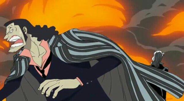 Spandine (Flashback de Nico Robin) - Arc Enies Lobby