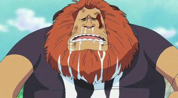 Haguar D. Sauro (Flashback de Nico Robin) - Arc Enies Lobby