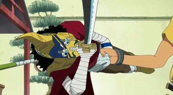 Usopp (Sniperking) - Arc Enies Lobby