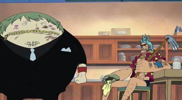 Franky vs Fukuro - Arc Enies Lobby