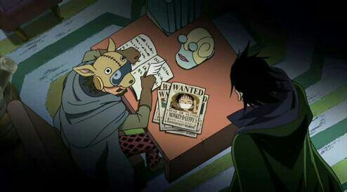 Monkey D. Dragon - Arc Post-Enies Lobby