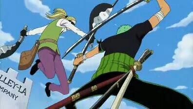 Monkey D. Garp, Coby & Hermep + Monkey D. Luffy & Roronoa Zoro - Arc Post-Enies Lobby