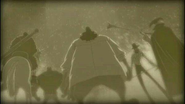 Equipage de Barbe Noire - Film 09, Episode de Chopper : Le miracle des cerisiers en hiver