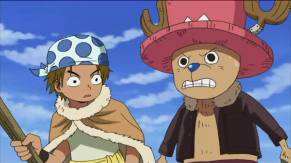 Chopper & Jiro - Arc Ice Hunters