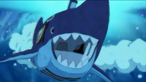 Thousand Sunny + Shark Submerge III - Arc Ice Hunters