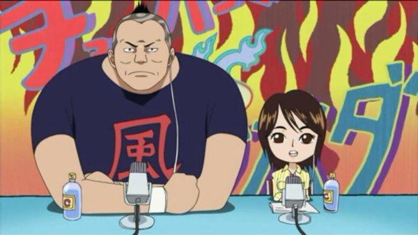 Minoru Kazeno & Shorts - Episode filler Chopperman (épisode 336)